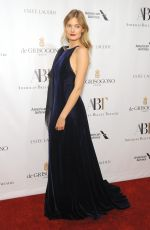 CONSTANCE JABLONSKI at American Ballet Theatre Fall Gala in New York 10/18/2017