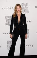CONSTANCE JABLONSKI at Bulgari Celebrates 5th Avenue Flagship Store Opening in New York 10/20/2017