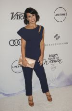 CONSTANCE ZIMMER at Variety Power of Women Luncheon in Beverly Hills 10/13/2017