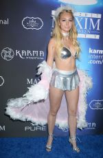 CORINNE OLYMPIOS at 2017 Maxim Halloween Party in Los Angeles 10/21/2017