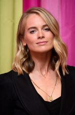 CRESSIDA BONAS at Double Date Premiere in London 10/10/2017