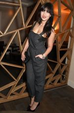 DAISY LOWE at Great Eight Guacamoles Launch Party in London 10/11/2017