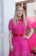 DAKOTA FANNING at Please Stand By Photocall at 12th Rome Film Festival 10/31/2017