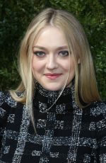 DAKOTA FANNING at Through Her Lens: the Tribeca Chanel Women