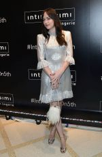 DAKOTA JOHNSON at Intimissimi Grand Opening in New York 10/18/2017
