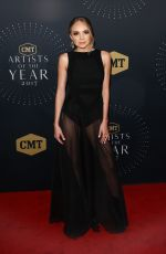 DANIELLE BRADBERY at CMT Artists of the Year in Nashville 10/18/2017