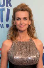 DAPHNE DECKERS at On Your Feet Musical Premiere in Utrecht 10/30/2017