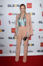 DARBY STANCHFIELD at Glsen Respect Awards in Los Angeles 10/20/2017