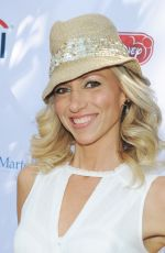 DEBBIE GIBSON at TJ Martell Foundation Family Day in Los Angeles 10/07/2017