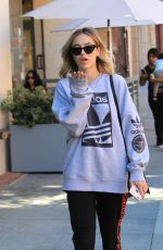 DELILAH HAMLIN Out and About in Beverly Hill 10/04/2017