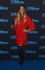 DELTA GOODREM at Channel Nine Upfronts 2018 Event in Sydney 10/11/2017