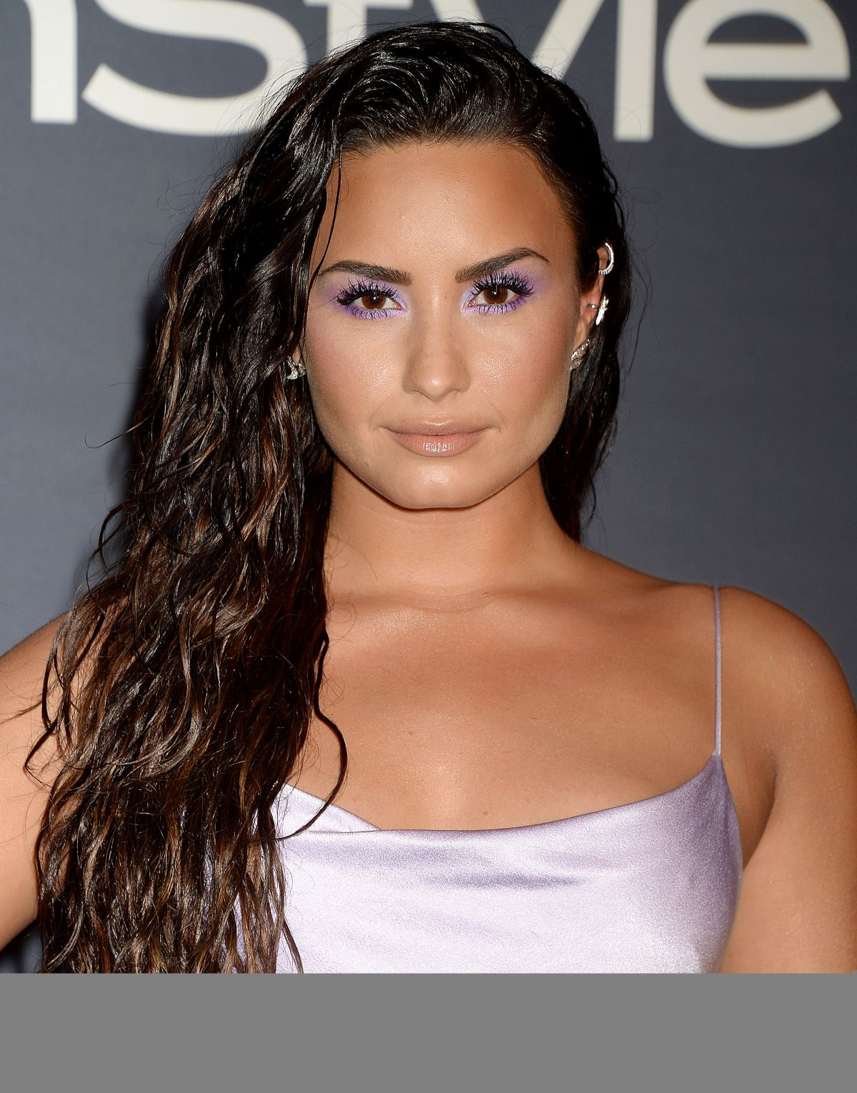 DEMI LOVATO at 2017 Instyle Awards in Los Angeles 10/23 ...