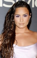 DEMI LOVATO at 2017 Instyle Awards in Los Angeles 10/23/2017