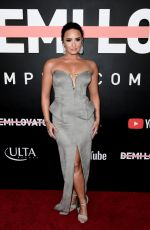 DEMI LOVATO at Demi Lovato: Simply Complicated Youtube Premiere in Los Angeles 10/11/2017