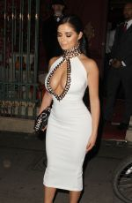 DEMI ROSE MAWBY Night Out in London 10/24/2017