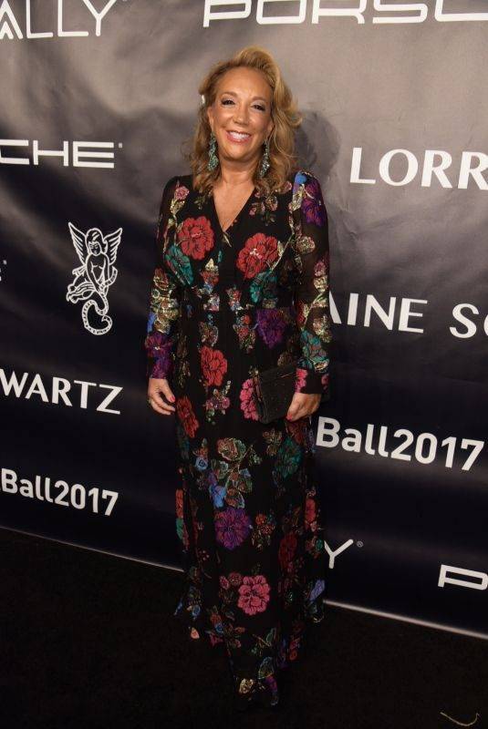 DENISE RICH at 2017 Angel Ball in New York 10/23/2017
