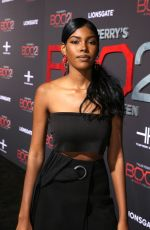 DIAMOND WHITE at Boo 2! A Madea Halloween Premiere in Los Angeles 10/16/2017
