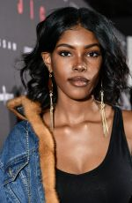 DIAMOND WHITE at Jigsaw Premiere in Los Angeles 10/25/2017