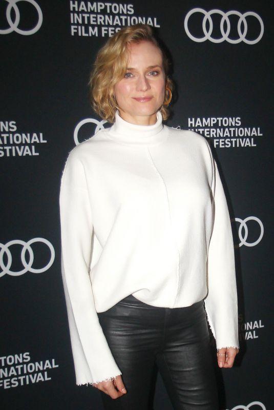 DIANE KRUGER at Hamptons International Film Festival 2017 in East Hampton 10/08/2017