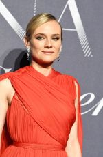 DIANE KRUGER at Resonances De Cartier Jewelry Collection Launch in New York 10/10/2017