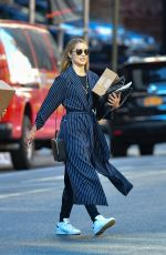 DIANNA AGRON and Winston Marshall Out Shopping in New York 10/03/2017