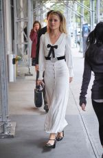 DIANNA AGRON Out in New York 10/26/2017
