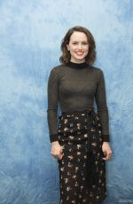 DIASY RIDLEY at Star Wars: The Last Jedi Press Conference 10/16/2017