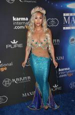 DOROTHY WANG at 2017 Maxim Halloween Party in Los Angeles 10/21/2017
