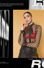 DUA LIPA in Status Magazine, July 2017 Issue