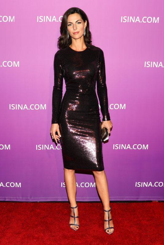 ELENA KUROCHK at Isina Global Gala in Los Angeles 10/10/2017