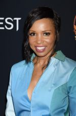 ELISE NEAL at Tragedy Girls Premiere at Screamfest Horror Film Festival in Los Angeles 10/15/2017