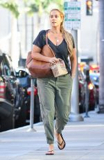 ELIZABETH BERKLEY Out and About in Los Angeles 10/006/2017