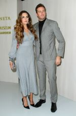 ELIZABETH CHAMBERS at Hammer Museum Gala in the Garden Honoring Ava Duvernay in Los Angeles 10/14/2017