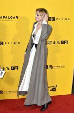 ELIZABETH DEBICKI at Gace Jones Bloodlight and Bami Premiere in London 10/25/2017