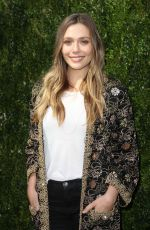 ELIZABETH OLSEN at Through Her Lens: the Tribeca Chanel Women