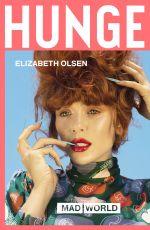 ELIZABETH OLSEN for Hunger Magazine, October 2017