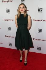 ELIZABETH PROCTOR at Funny Cow Premiere at BFI London Film Festival 10/09/2017