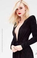 ELLE FANNING for Elle Magazine, France October 2017