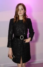 ELLIE BAMBER at The Lady from the Sea Press Night in London 10/18/2017