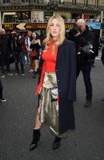 ELLIE GOULDING at Stella McCartney Fashion Show in Paris 10/01/2017