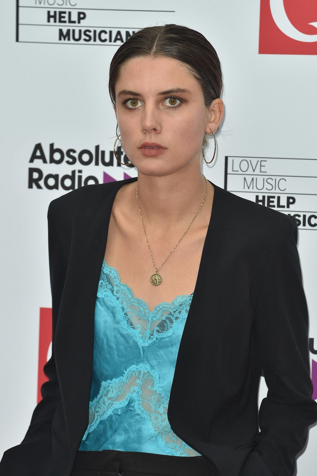 Ellie rowsell q awards 2019 in london
