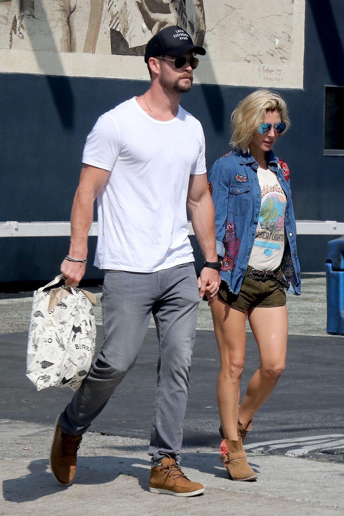 Chris Hemsworth Fashion Style