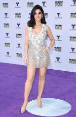 EMERAUDE TOUBIA at 2017 Latin American Music Awards in Hollywood 10/26/2017
