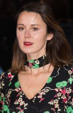 EMILY BEVAN at Breathe Premiere at BFI London Film Festival 10/04/2017