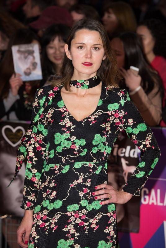 EMILY BEVAN at Breathe Premiere at BFI London Film Festival 10/04/2017