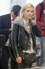 EMILY KINNEY at Los Angeles International Airport 10/28/2017