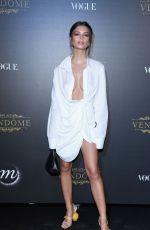 EMILY RATAJKOWSKI at Vogue Party at Paris Fashion Week 10/01/2017