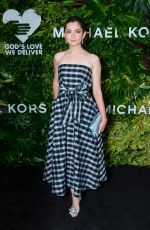 EMILY ROBINSON at God's Love We Deliver, Golden Heart Awards in New York 10/16/2017