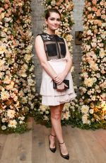 EMILY ROBINSON at John Hardy and Vanity Fair Celebrate Legends at Le Coucou in New York 10/24/2017
