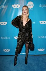 EMILY RUHL at Unicef Next Generation Masquerade Ball in Los Angeles 10/27/2017